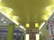 Натяжной потолок дизайнерское решение