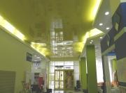 Натяжной потолок оригинальной формы