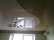 Натяжной потолок, внутренний шов-волна