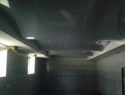 Натяжной потолок волна
